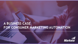 A Business Case for Consumer Marketing Automation
