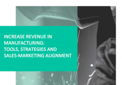 Increase Revenue in Manufacturing Tools Strategies and Sales and Marketing Alignment