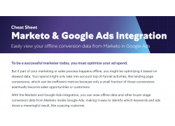 Marketo Google Ads Integration Listing tile2