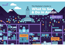 The Marketers Guide to SXSW 2016 Marketo