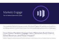 marketo engage overview cover image