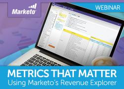 metrics that matter rce mobile lp
