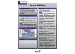 ContentMarketing cheatsheet