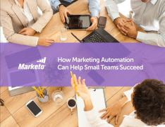 How Marketing Automation Can Help Small Teams Succeed snip