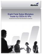 Marketo Eight Fatal Sales Mistakes Aaron Ross