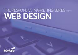 The Responsive Marketing Series Part 1 Web Design snip