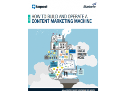 Kapost Marketo eBook