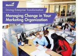 Managing Change in Your Marketing Organization snip