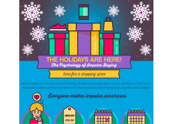 The Psychology of Holiday Buying Tile
